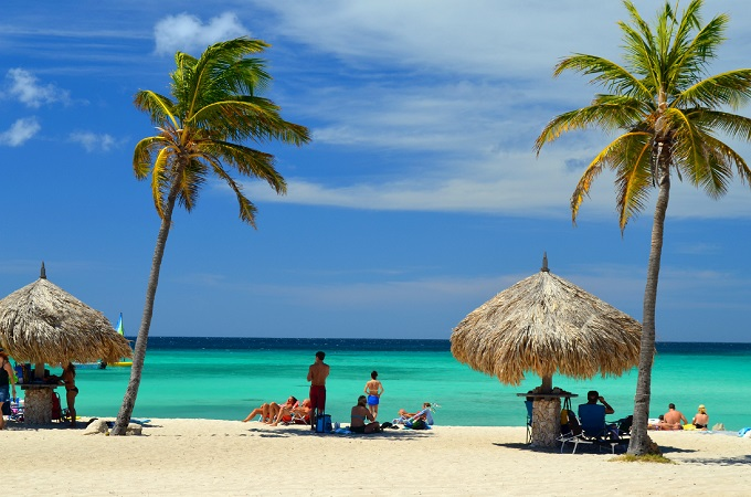ARUBA - One Happy Island!