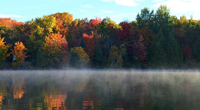 Kanāda rudenī - Ottawa,...