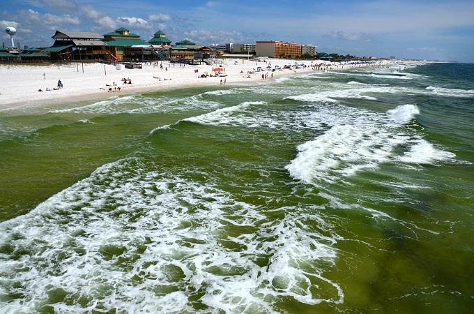 Floridas Smaragda krasts