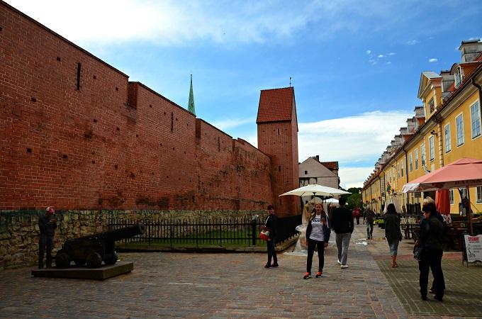 Return to Latvia