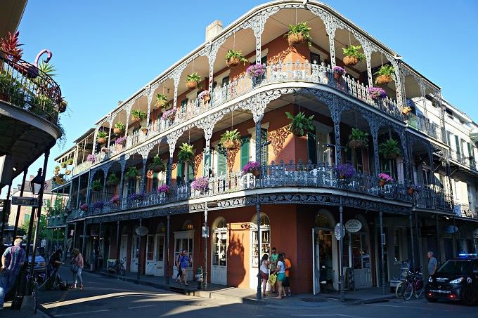 New Orleans and Louisia...