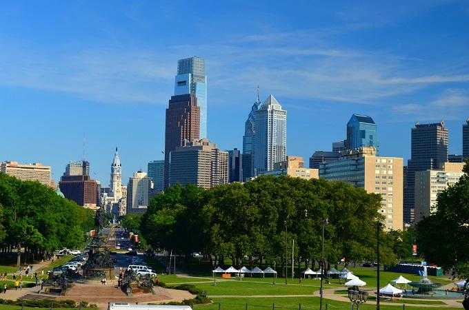 Filadelfija un Pensilvā...